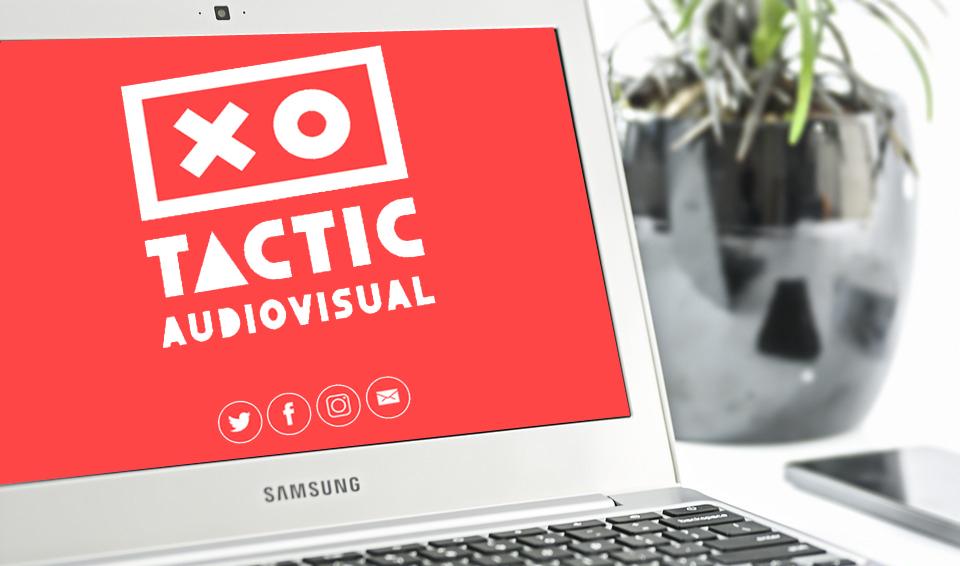 TACTIC Audiovisual lanza la nueva web
