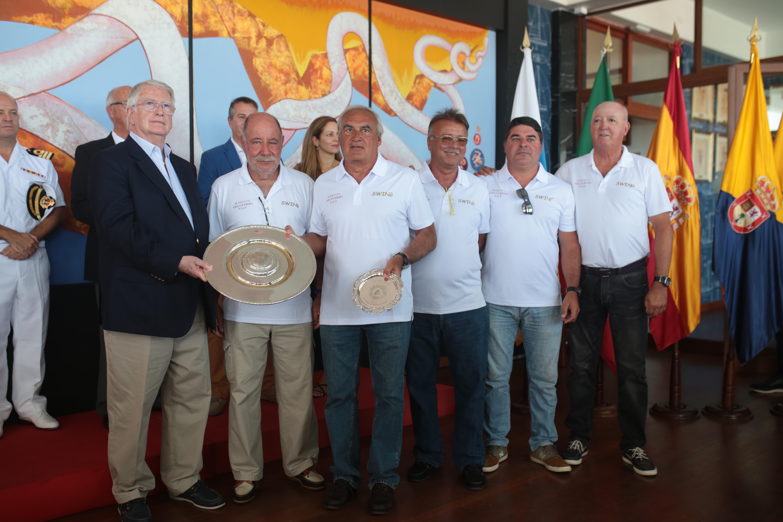 Swing vencedor del Trofeo Fernando Magalles en la II Discoveries Race